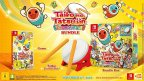 Taiko No Tatsujin: Drum´n´Fun! - Drum Bundle -peli, Switch