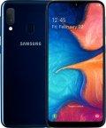 Samsung Galaxy A20e -Android-puhelin, 32 Gt, sininen