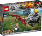 LEGO Jurassic World 75926 - Pteranodonin takaa-ajo