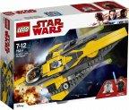 LEGO Star Wars 75214 - Anakinin Jedi Starfighter
