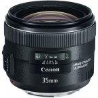 Canon EF 35 mm f/2 IS USM laajakulmaobjektiivi