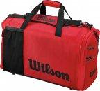 Wilson All Gear -varustelaukku, punainen/musta