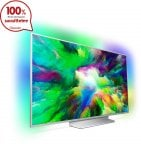 "Philips 65PUS7803 65"" Smart Android 4K Ultra HD LED -televisio"