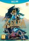 The Legend of Zelda - Breath of the Wild -peli, Wii U