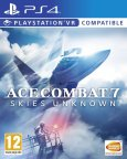 Ace Combat 7 - Skies Unknown -peli, PS4