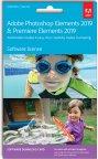 Adobe Photoshop Elements & Premiere Elements 2019 - Win/Mac -kuvan- ja videonkäsittelyohjelma, aktivointikortti