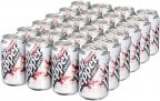 Dr Pepper Zero UK -virvoitusjuoma, 330 ml, 24-PACK
