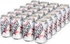 Dr Pepper Zero UK -virvoitusjuoma, 330 ml, 24-PACK