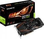 Gigabyte GeForce GTX 1060 G1 Gaming 6G 6144 Mt -näytönohjain PCI-e-väylään