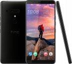 HTC U12+ -Android-älypuhelin Dual-SIM, 64 Gt, musta