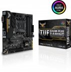 Asus TUF B450M-PLUS GAMING AM4 mATX-emolevy