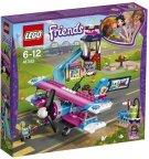LEGO Friends 41343 - Heartlake Cityn lentokonekierros