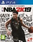 NBA 2K19 -peli, PS4