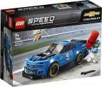 LEGO Speed Champions 75891 - Chevrolet Camaro ZL1 -kilpa-auto