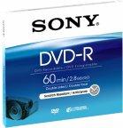 Sony 2,8 GB 8 cm DVD-R -levy, Jewel Case