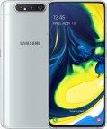 Samsung Galaxy A80 -Android-puhelin 128 Gt Dual-SIM, valkoinen