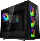 Fractal Design Define S2 Vision RGB - ATX-kotelo ilman virtalähdettä