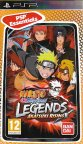 Naruto Shippuden: Legends - Akatsuki Rising (Essentials) -peli, PSP