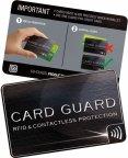 GoTravel RFID Card Guard -RFID-suojattu suojatasku korteille, 2 kpl