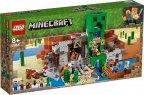 LEGO Minecraft 21155 -  Creeper-kaivos