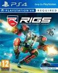 RIGS - Mechanized Combat League (PS VR) -peli, PS4