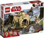LEGO Star Wars 75208 - Yodan maja
