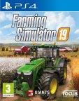 Farming Simulator 19 -peli, PS4