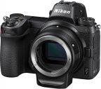 Nikon Z7 -mikrojärjestelmäkamera + FTZ-adapteri
