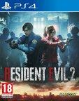 Resident Evil 2 -peli, PS4