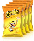Cheetos Cheese -maissisnacks, 4 x 165 g
