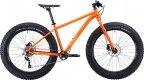 Silverback Scoop Deluxe (2019) -fatbike, oranssi, M/430mm