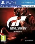 Gran Turismo Sport -peli, PS4