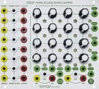 Tiptop Audio Z8000 Matrix Sequencer -Eurorack moduuli