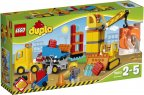 LEGO DUPLO 10813 - Iso rakennustyömaa