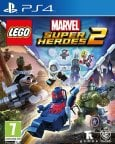 LEGO Marvel Super Heroes 2 -peli, PS4