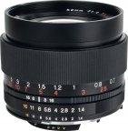 Voigtländer 58mm 1.4 Nokton SL II S Nikon, musta