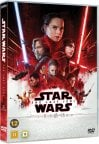 Star Wars: The Last Jedi -DVD