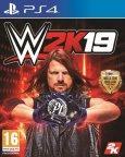 WWE 2K19 -peli, PS4