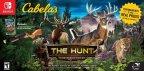Cabela's The Hunt - Championship Edition Bundle -peli, Switch