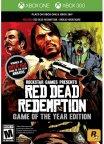 Red Dead Redemption (GOTY, Classics) -peli, Xbox 360