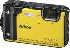 Nikon COOLPIX W300 -digikamera, keltainen
