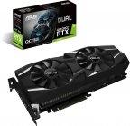 Asus DUAL-RTX2080TI-O11G GeForce RTX 2080 Ti 11264 Mt -näytönohjain PCI-e-väylään