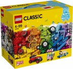 LEGO Classic 10715 - Palikat pyörillä