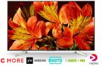 "Sony KD-65XF8599 65"" Android 4K HDR Ultra HD Smart LED -televisio"