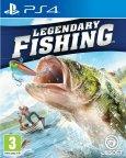 Legendary Fishing -peli, PS4