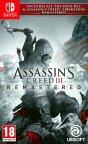 Assassin's Creed III - Remastered -peli, Switch