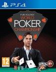 Pure Hold'em World Poker Championship -peli, PS4