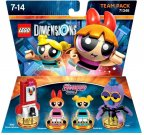 LEGO Dimensions - Team Pack: Powerpuff Girls -lisäosa
