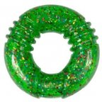 KONG Squeezz Confetti Ring -koiranlelu