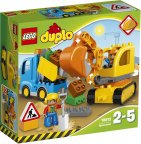 LEGO DUPLO 10812 - Auto ja telakaivuri
